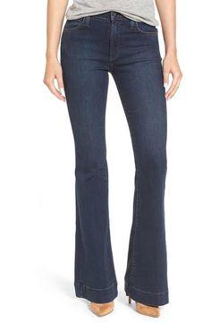 James Jeans 'Shayebel' Flare Denim Trousers (Cult)