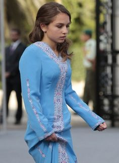 R4R Royal Bios: (Jordan) Princess Iman of Jordan   -Iman bin Al Abdullah  -born September 27, 1996  -second child of King Abdullah II and Queen Rania of Jordan
