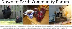 Down to Earth Forums - Powered by vBulletin