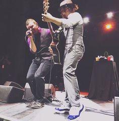 Via Zach: about last night ... Thanks #NewYork @jumpman23 #WeAreJordan #TeamJumpman #Shinedown   via Instagram http://ift.tt/1P3RiLW  Shinedown Zach Myers