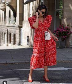 Cheerful vibrant summer dresses for women | | Just Trendy Girls