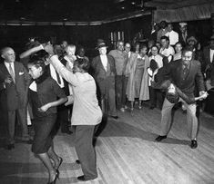 Remembering Harlem's Savoy Ballroom: No Fooling: FREE Swing Dance Classes in Harlem!