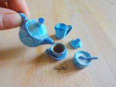 Miniature ceramic and terracotta - CLAYLART cribs and not only of Claudia Altavilla