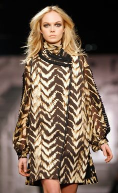 Milan Fashion Week: Just Cavalli Channels Its Wild Side With Animal Prints