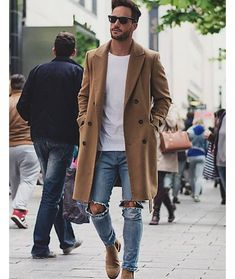 Casual winter outfits men - When winter comes along it's simple to just throw a coat on a simple outfit and be carried out with that. Casual Winter Outfits, Winter Fashion Outfits, Men Casual, Winter Outfit For Men, Winter Clothes For Men, Dress Winter, Winter Shoes, Summer Outfit, Winter Coat
