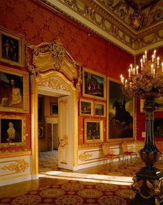 """royaltyandpomp: """" THE PALACE Apsley House, London, of The Counts Bathurst and The Dukes of Wellington """""""