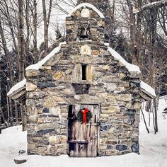 Stone Chapel In The Woods Trapp Family Lodge Stowe Vermont
