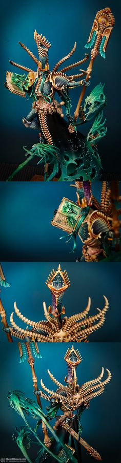 Nagash, the Lord of Undead, details