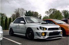 Mean bug eye Subaru Impreza, Wrx Sti, Tuner Cars, Jdm Cars, Slammed Cars, Subaru Cars, Jdm Subaru, Japan Cars, Counting Cars