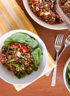 Heat Wave Summer Salad Recipe — Dishmaps
