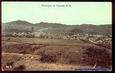 CP No. 3 - Panorama of FAJARDO, P. R. - Unused c. 1920's. side 1