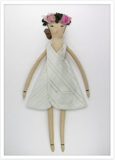 Personalize HARVEST Doll from Dumyé