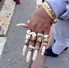 Fashion comes from the hood Soft Ghetto, Ghetto Fabulous, Black Girl Magic, Black Girls, Black Women, Ghetto Nails, Black Girl Aesthetic, 90s Aesthetic, Summer Aesthetic