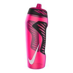 18567f6e09 Nike Hyperfuel Water Bottle 24 oz - Pink Bidon, Bouteille, Verre,  Bouteilles D