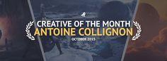 Antoine Collignon (Creative of the Month – October)