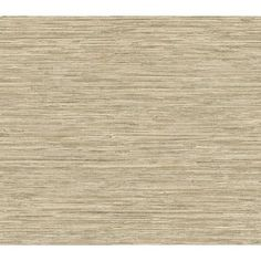 The Wallpaper Company - 20.5 In. W Beige Grasscloth Wallpaper - WC1281776 - Home Depot Canada