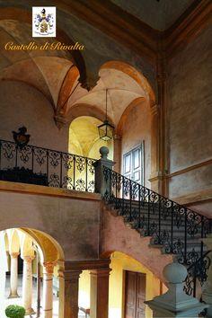Inside #Rivalta #Castle #Piacenza #Italy #Travel