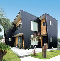 わが家の壁サイト-外観・内壁コーディネートサイト(ニチハの住宅施工例集)-