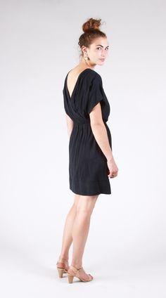 The Bridgetown Backless Dress & Tunic Pattern (pdf pattern)