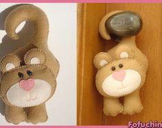 Decoration Doorknob - Winnie