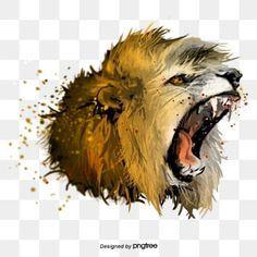 Untitled Lion Head Logo Animal Clipart Lion Icon