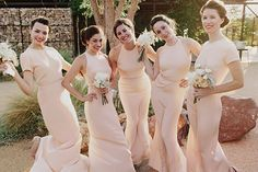 Keepin' It Real: We Love these Wedding Parties - Riley & Grey Blog