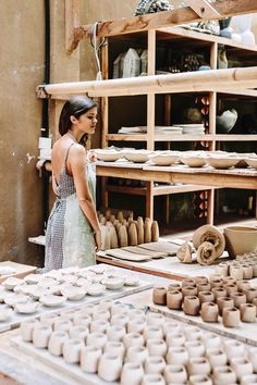 Learning Ceramics in Ubud, Bali