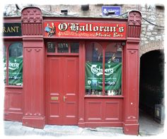 OHallorans Ennis - Click pub photo image above to purchase your #Pubs of #Ireland Photo Print with PayPal. You do not need a PayPal account to purchase photo. Pubs of Ireland photos are perfect to display in any sitting room, family room, or den to celebrate a family's Irish heritage. $9.00 (plus $5 shipping & handling in USA)