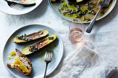 The Most Flavorful Zucchini is Also the Simplest Make-Ahead Side  on Food52