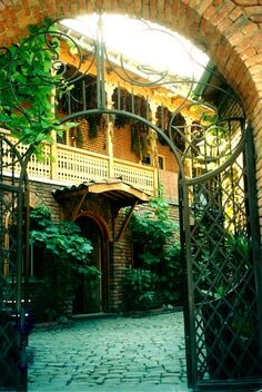 Balcony - Tbilisi, Republic of Georgia