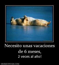 Vacacioneeees !!