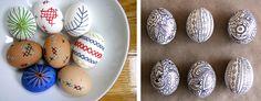 emeeme: Pisanka, el arte de decorar huevos de Pascua en Ucrania