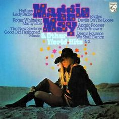 Various - Maggie May & Other World Hits GER 1971 Lp near mint Rattles Atomic Roo