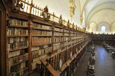 Spain. Salamanca, Biblioteca de la Universidad