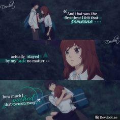 Anime - Ao Haru Ride