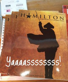 Just got Hamilton sheet music in the shop!!! Woohoo! $22.95 plus $3 shipping folks    #musicstore #musicshop #piano #pianomusic #sheetmusic #hamilton by shopthepianogal