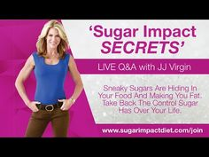 Sugar Impact Secrets - Sneaky Sugars Are Hiding In Your Food And Making You Fat - YouTube