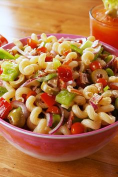 Easy BBQ Side Dishes and Salads - Recipes for Barbecue Sides Easy Summer Salads, Summer Salad Recipes, Healthy Salad Recipes, Cucumber Recipes, Summer Bbq, Bbq Salads, Caesar Pasta Salads, Orzo, Pesto