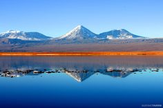 Licancabur Vulcano @ San Pedro de Atacama, Chile by Gustavo Taveira on #500px - #landscape #travel #photography