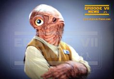 Possible First Look At 3 New STAR WARS: THE FORCE AWAKENS Characters