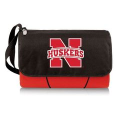 University of Nebraska Blanket Tote w/Digital Print