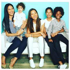 Kimora Lee Simmons Family