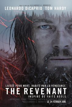 1 of the Top 25 Hollywood movies of 2016 The revenant de Alejandro G. INARRITU (mars 2016)