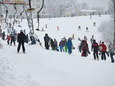 Протасов Яр - прекрасный горнолыжный комплекс в сердце столицы Украины - Киеве