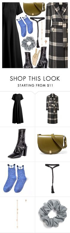 """""""Untitled #7249"""" by amberelb ❤ liked on Polyvore featuring Proenza Schouler, By Malene Birger, Balenciaga, Victoria Beckham, Yves Saint Laurent, Diane Kordas, Natasha and Lucky Brand"""