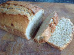 Vegan Coconut Cake Loaf - very nice, like macaroons!