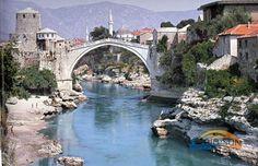 Mostar – cestovanie do Orient