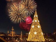 【元キャスト伝授】冬ディズニー攻略法!持ち物・おすすめレストラン・アトラクション Holiday Lights, Holiday Decor, Japan Travel, Disneyland, Around The Worlds, Christmas Tree, Winter, Instagram, Teal Christmas Tree