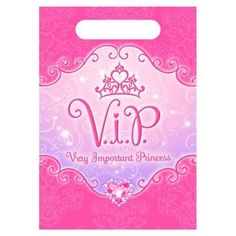 cool Disney Very Important Princess Dream Party Favor Bags 8 Pack Check more at http://partythemesforbirthday.com/product/disney-very-important-princess-dream-party-favor-bags-8-pack/