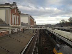 Station Dordrecht in Dordrecht, Zuid-Holland